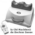 Chi Machine® Sun Ancon + Housse Repose-Pieds