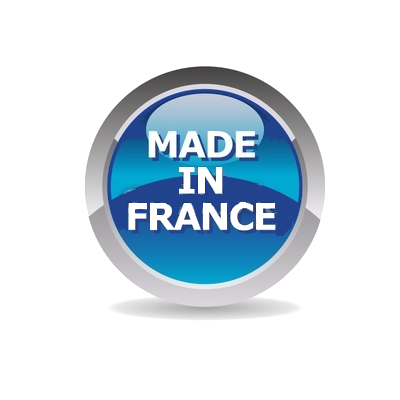 Made in France Bouton