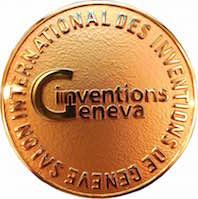 Médaille d'Or Genève 2017